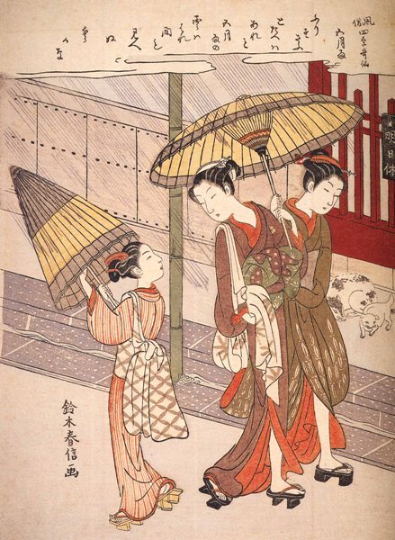 10回-1鈴木春信 風俗四季歌仙 五月雨 太田記念美術館蔵.jpg
